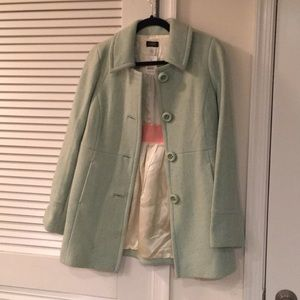 JCREW pea coat brand new with tag
